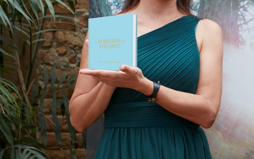 """Ya está disponible el libro """"LA VENDEDORA DE PERFUMES"""""""