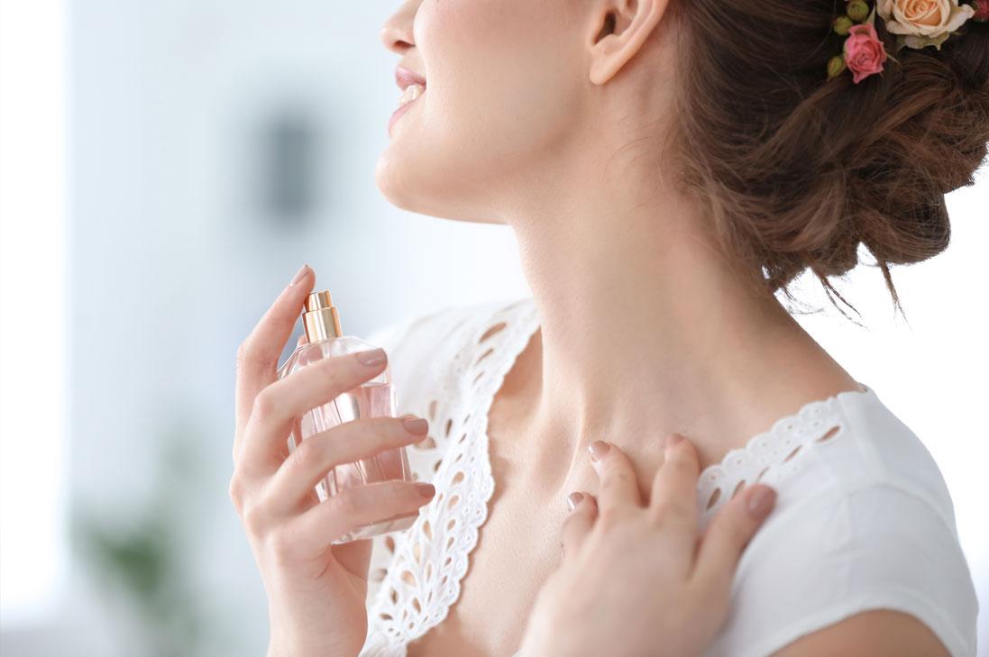 Formación Perfumes - Elena del Valle