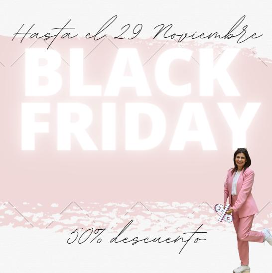 Benefíciate del 50% especial Black Friday en tu Curso de Perfumes