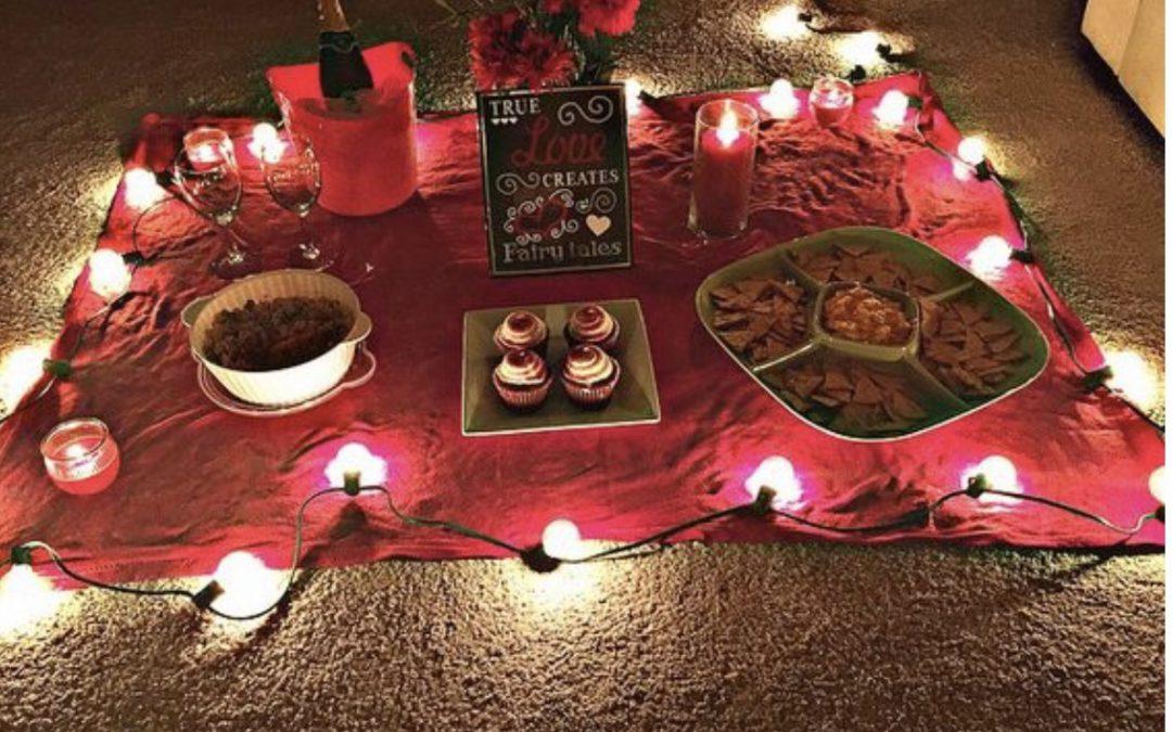 Ambientando San Valentín